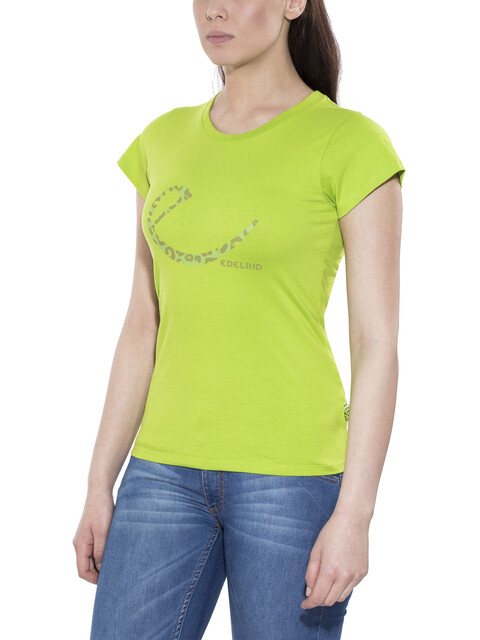 Edelrid Signature T-Shirt Women oasis